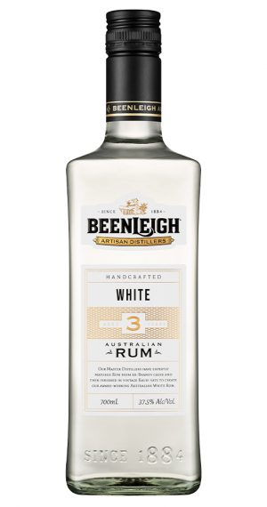 White 3 Year Old Rum